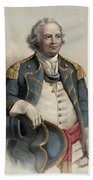 Major General Israel Putnam Beach Towel