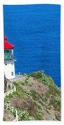Makapu'u Lighthouse Beach Towel
