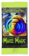 Make Magic Beach Sheet