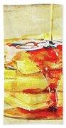 Malt Waffles Beach Sheet