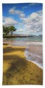 Maluaka Beach Beach Towel