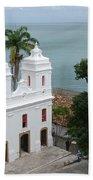 Mam Salvador Da Bahia - Brazil Beach Towel