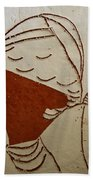 Mama 5 - Tile Beach Towel