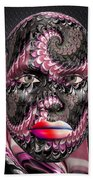 Studio Man Render 21 Beach Towel