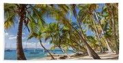 Manchioneel Bay, Cooper Island Beach Towel