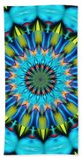 Mandala 111511 A Beach Towel