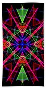 Mandala 3351 Beach Towel