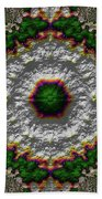Mandala 467567678975 Beach Towel
