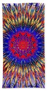 Mandala 7 Beach Towel