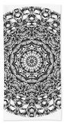 Mandala - Amulet 867 For Those Born In ..... Beach Towel