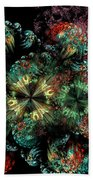 Mandala Color Dreams Beach Towel