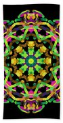 Mandala Image #14 Created On 2.26.2018 Beach Towel