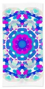 Mandala Image #7 Created On 2.26.2018 Beach Towel