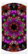 Mandala - Talisman 1100 - Order Your Talisman. Beach Towel