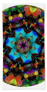 Mandala - Talisman 1101 - Order Your Talisman. Beach Towel