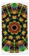Mandala - Talisman 1103 - Order Your Talisman. Beach Towel