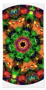 Mandala - Talisman 1106 - Order Your Talisman. Beach Towel
