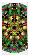 Mandala - Talisman 1107 - Order Your Talisman. Beach Towel