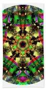 Mandala - Talisman 1107 - Order Your Talisman. Beach Sheet