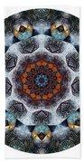 Mandala - Talisman 1111 - Order Your Talisman. Beach Towel
