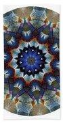 Mandala - Talisman 1120 - Order Your Talisman. Beach Towel
