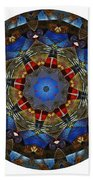 Mandala - Talisman 1122 - Order Your Talisman. Beach Towel