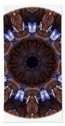 Mandala - Talisman 1436 Beach Towel