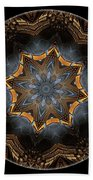 Mandala - Talisman 1445 Beach Towel