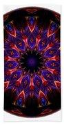 Mandala - Talisman 1448 Beach Towel
