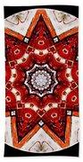 Mandala - Talisman 4009 Beach Towel