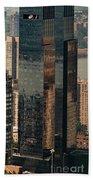 Mandarin Oriental, New York Beach Towel