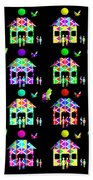 Many Moons Beach Towel