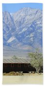 Manzanar A Blight On America 1 Beach Towel