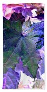 Maple Magnetism Beach Towel