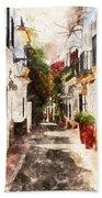 Marbella, Andalusia - 01 Beach Sheet