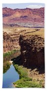 Marble Canyon Beach Towel