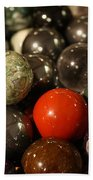 Marbles Beach Towel