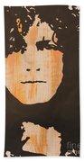 Marc Bolan T.rex Beach Towel