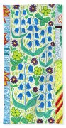 March April May Beach Towel