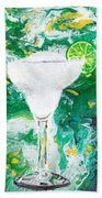 Margarita Beach Towel