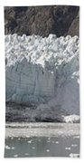 Margerie Glacier Beach Towel