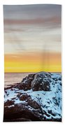 Marginal Way Day Break Beach Towel