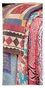 Marketplace Colors Beach Towel