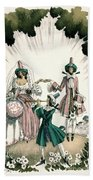 Marriage Of Candide Beach Towel