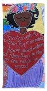 Marsha P Johnson Beach Sheet