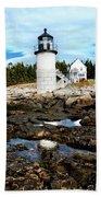 Marshall Point Reflection Beach Sheet