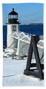 Marshall Point Snow Beach Sheet