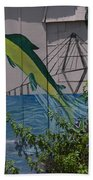 Martha Lou's Kitchen Beach Towel