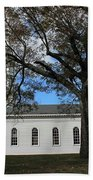 Martha Mary Chapel In Sudbury Ma 2 Beach Towel