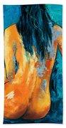 Mary Lou Beach Towel